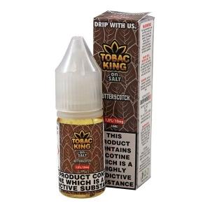 Lichid Butterscotch Tobac King 10ml NicSalt 10 mg/ml