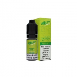Lichid Green Ape Green Apple Nasty Juice 10ml NicSalt 10 mg/ml Nasty Salt
