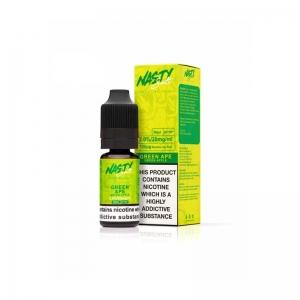 Lichid Green Ape Green Apple Nasty Juice 10ml NicSalt 20 mg/ml Nasty Salt