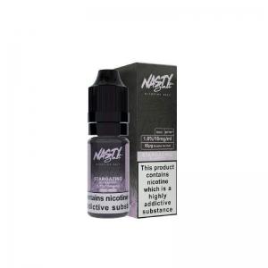 Lichid Stargazing Blueberry Nasty Juice 10ml NicSalt 10 mg/ml Nasty Salt