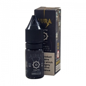 Lichid Truth Caramel Tobacco Aura Salt 10ml NicSalt 20mg/ml