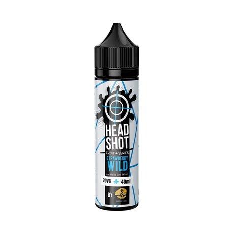 Lichid Strawberry Wild HeadShot Guerrilla Flavors 70/30 40ml