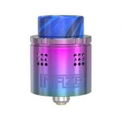 Atomizor RDA Maze Sub Ohm BF Vandy Vape 2ml Multicolor