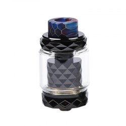 Atomizor Priest RTA Marvec 4.2ml Black