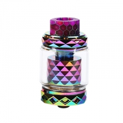 Atomizor Priest RTA Marvec 4.2ml Rainbow