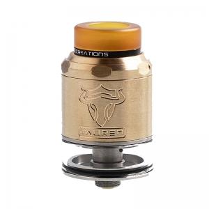 Atomizor RDTA Tauren THC 2ml Brass