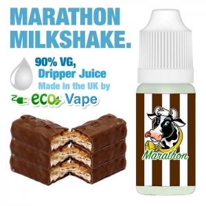 Eco Vape - Marathon Milkshake - 0mg