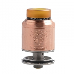 Atomizor Tauren RDTA THC 2ml Copper
