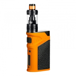 Kit Ironfist 200w cu Crown III Uwell 5ml Orange