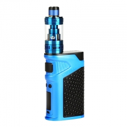 Kit Ironfist 200w cu Crown III Uwell 5ml Sapphire Blue