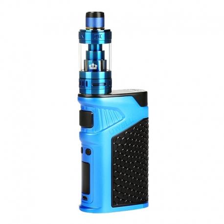 Kit Ironfist 200w cu Crown III Uwell 5ml Sapphire Blue