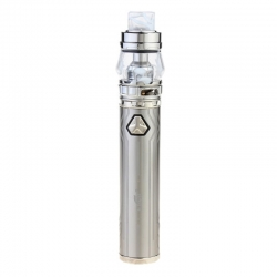 Kit Ijust 21700 cu Ello Duro Eleaf 5.5ml Silver