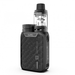 Kit Swag Vaporesso 3.5ml Matte Black