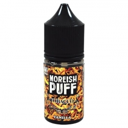 Lichid Vanilla Moreish Puff Tobacco 25ml 0mg