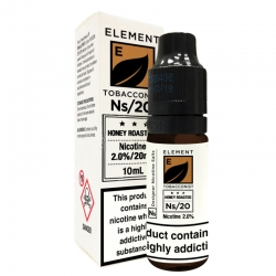 Lichid Honey Roasted Tobacco Element 10ml NicSalt 20 mg/ml