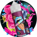 Aroma Pink&Blue with ICE HIT Big Mouth 10ml