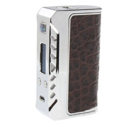 Mod Think Vape Finder 167 (Mirror SS + Coffee Elephant)