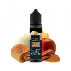 Lichid Gluttony Apple Strudel Flavor Madness 30ml 0mg