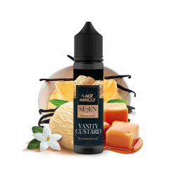 Lichid Vanity Custard Flavor Madness 30ml 0mg