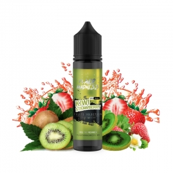Lichid Kiwi Strawberry Flavor Madness 40ml 0mg