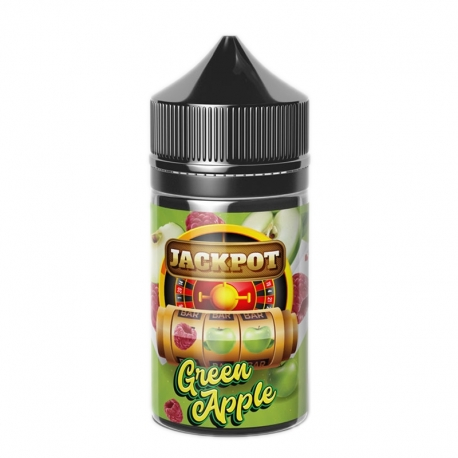 Lichid Green Apple Jackpot 200ml 0mg