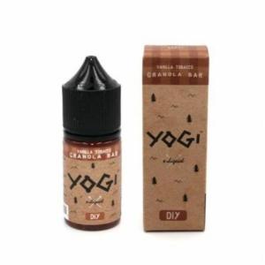 Aroma Vanilla Tobacco Granola Bar Yogi 30ml