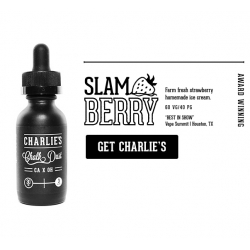 Charlie's Chalk Dust - Slam Berry 3mg