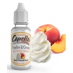Capella - Peaches Cream