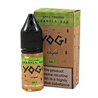 Lichid Apple Cinnamon Granola Bar Yogi 10ml NicSalt 20mg/ml