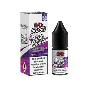 Lichid Berry Medley IVG Salt 10ml NicSalt 20mg/ml