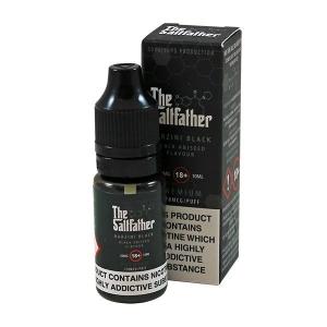Lichid Barasi Barzini Black The Saltfather 10ml NicSalt 20mg/ml