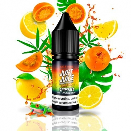 Lichid Lulo & Citrus Just Juice Exotic Fruits 10ml NicSalt 20mg/ml