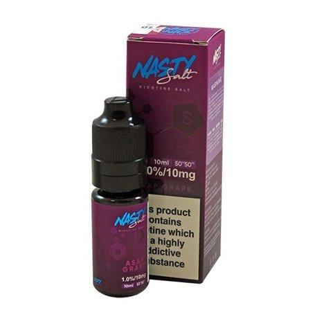 Lichid Asap Grape Nasty Juice 10ml NicSalt 10mg/ml