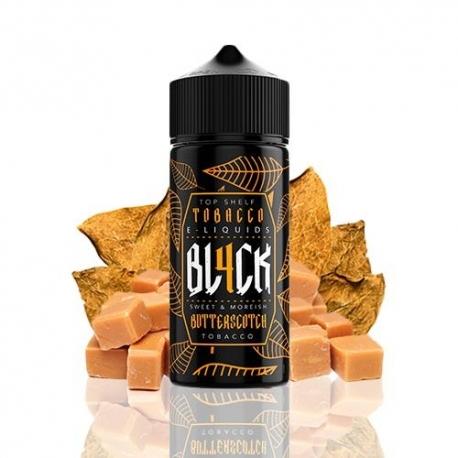 Lichid Butterscotch Tobacco Bl4ck 100ml 0mg