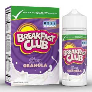 Lichid Berry Granola Breakfast Club 100ml 0mg