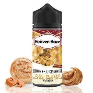 Lichid Dulce De Leche Caramel Sweet Cream Ice Cream Heaven Haze 100ml 0mg