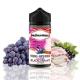 Lichid Icy Grape Blackcurrant Ice Cream Heaven Haze 100ml 0mg