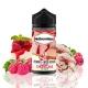 Lichid Raspberry Cheesecake Ice Cream Heaven Haze 100ml 0mg
