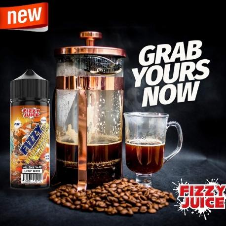 Lichid Butterscotch Coffee Fizzy 100ml 0mg