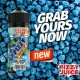 Lichid Blue Burst Fizzy 100ml 0mg