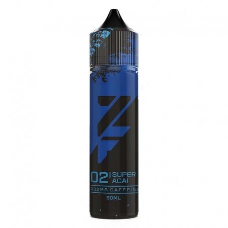 Lichid ZFUEL 02 Super Acai Zap! 50ml 300mg Caffeine