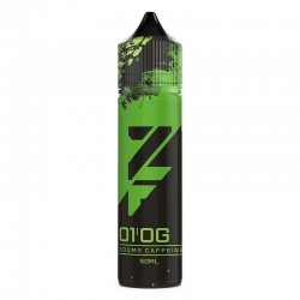 Lichid ZFUEL 01 Original Zap! 50ml 300mg Caffeine