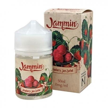 Lichid Strawberry Jam Sorbet Jammin 50ml 0mg