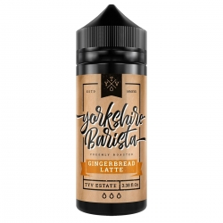 Lichid Barista Gingerbread Latte Yorkshire 100ml 0mg
