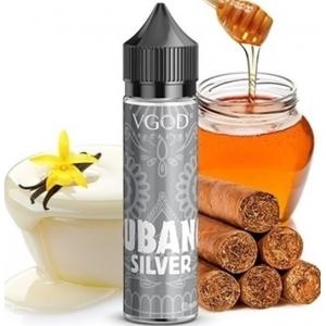 Lichid Cubano Silver - Bold Creamy Cigar VGOD 50ml 0mg