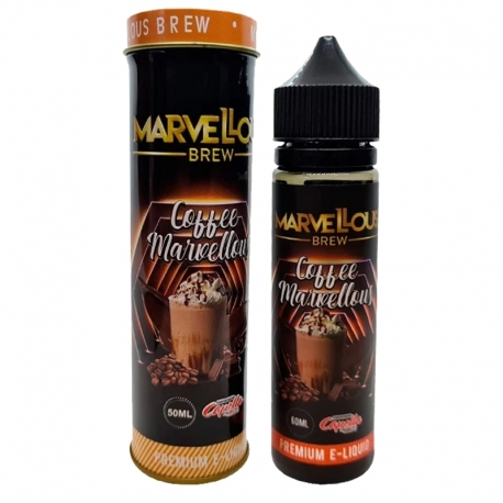 Lichid Coffee Marvellous Brew 50ml 0mg