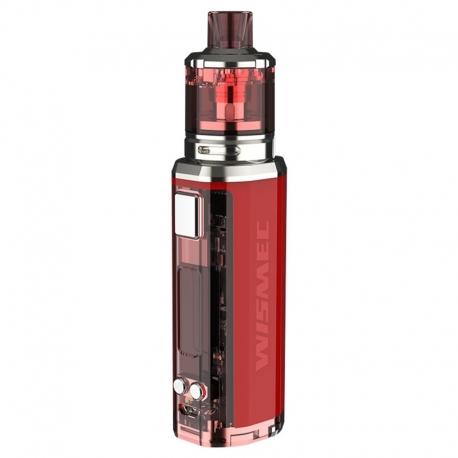 Kit Sinuous V80 80w Wismec cu Amor NSE 2ml Red