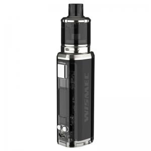 Kit Sinuous V80 80w Wismec cu Amor NSE 2ml Black