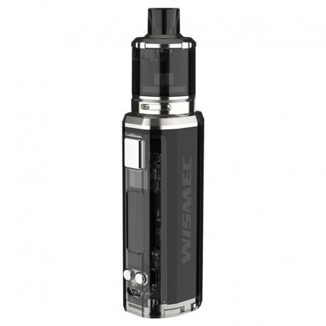 WISMEC SINUOUS V80 80W TC Kit with Amor NSE Black