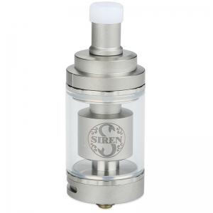 Atomizor Siren 2 GTA MTL Digiflavor 4.5ml 24mm Stainless Steel